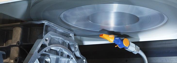 DISKUS WERKE Schleiftechnik – Diskus grinding rather than milling