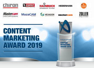 CONTENT MARKETING AWARD 2019