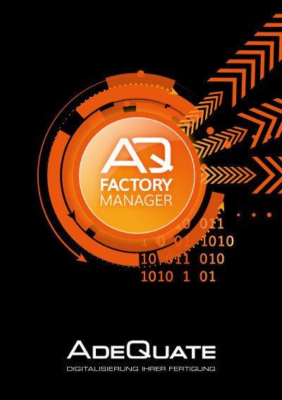 AQ FACTORY MANAGER Broschüre