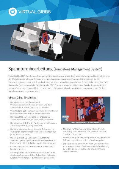 Turmbearbeitung Management System