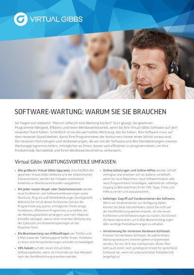 Software-Wartung: Warum Sie sie brauchen