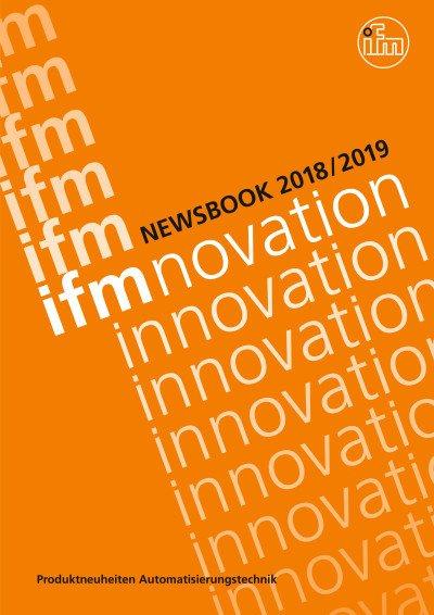 ifm's Neuheitenkatalog 2018/2019