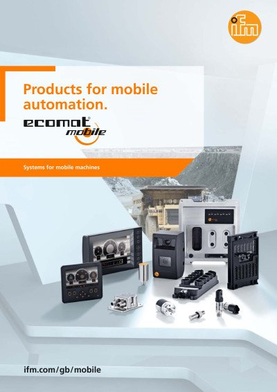 Products for mobile automation