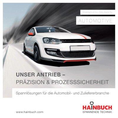 »Automotive« Branchenlösungen