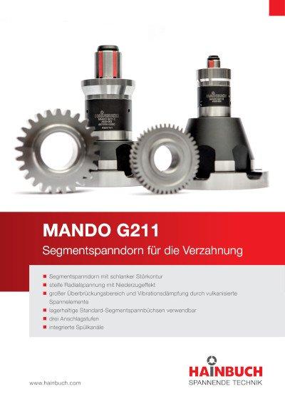 MANDO G 211