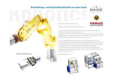 Maier Robotics Flyer