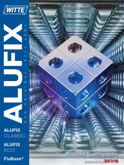 ALUFIX - Modulare Spannsysteme Hauptkatalog 2017 / 2018