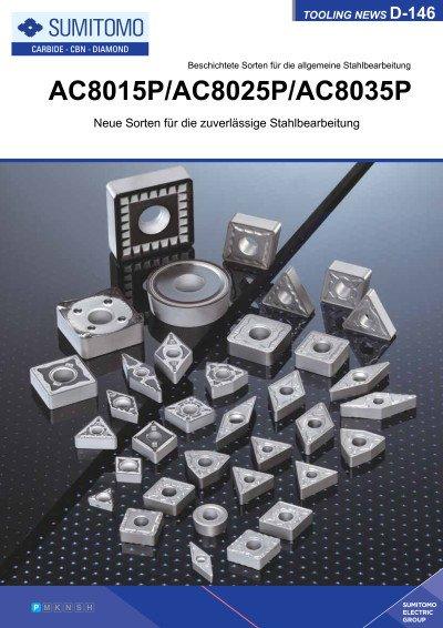 Tooling News D-146: AC8000P Serie