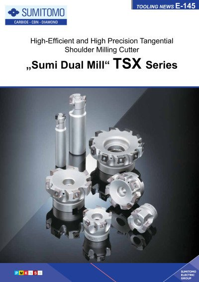 Tooling News E-145: Sumi Dual Mill TSX Series
