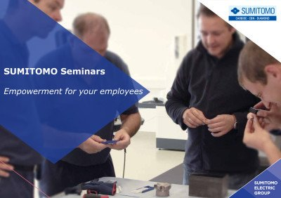 SUMITOMO Seminars 2018