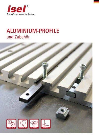 Aluminiumprofile und Zubehör