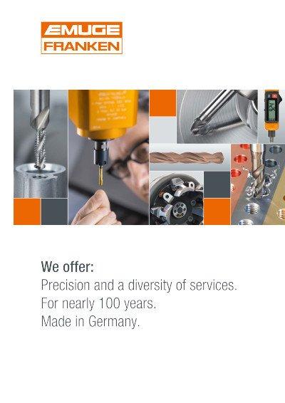 EMUGE-FRANKEN Image Brochure