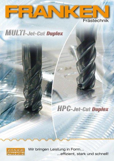 FRANKEN MULTI / HPC-Jet-Cut Duplex