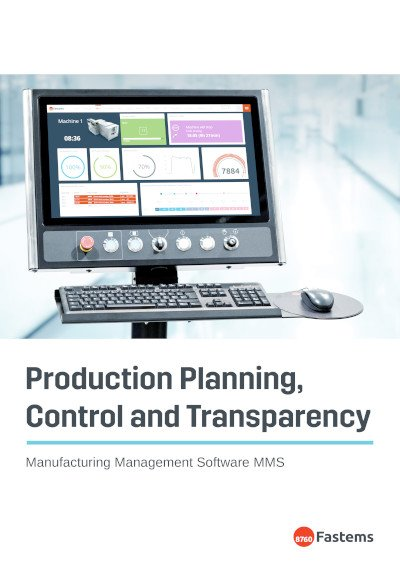 MMS - Manufacturing Management Software