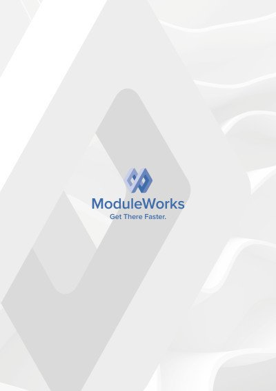 ModuleWorks Brochure