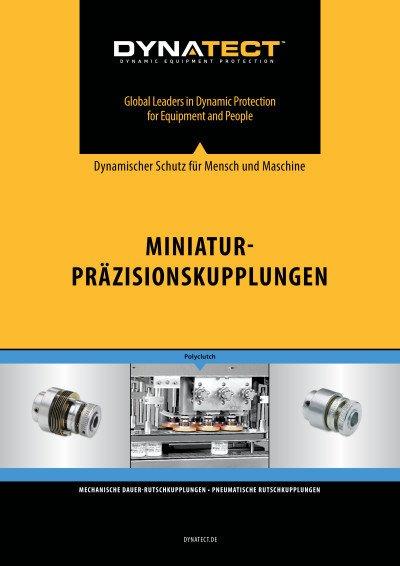 Miniatur-Präzisionskupplungen