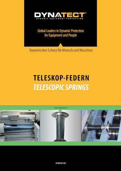 Teleskopfedern