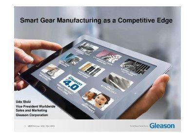 05. GLEASON Corporation