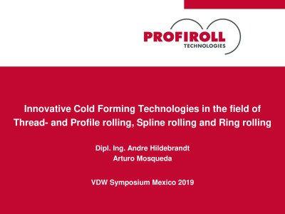 PROFIROLL Technologies