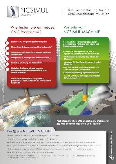NCSIMUL Machine