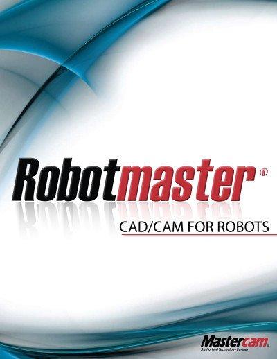 Robotmaster für CAD/CAM