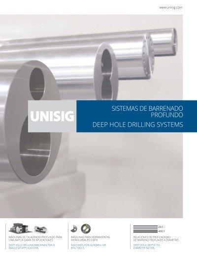 Descripción general de la empresa y el productos de UNISIG