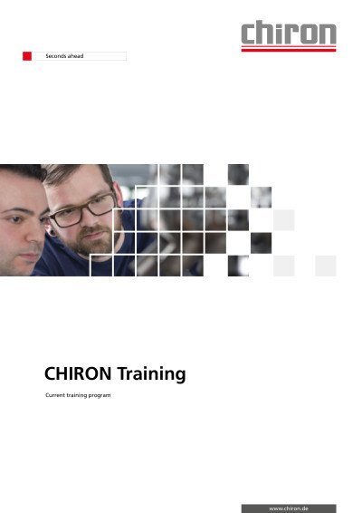 CHIRON Training