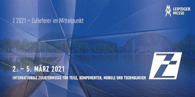 Zuliefermesse Ausstellerflyer 2021