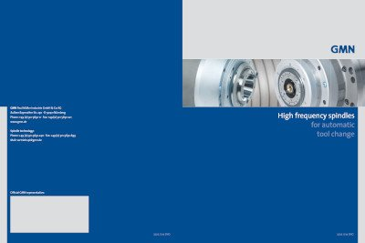 HIGH FREQUENCY SPINDLES FOR AUTOMATIC TOOL CHANGE