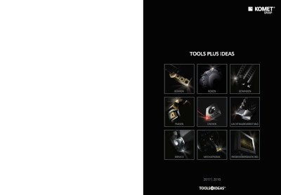 TOOLS + IDEAS 2017/2018