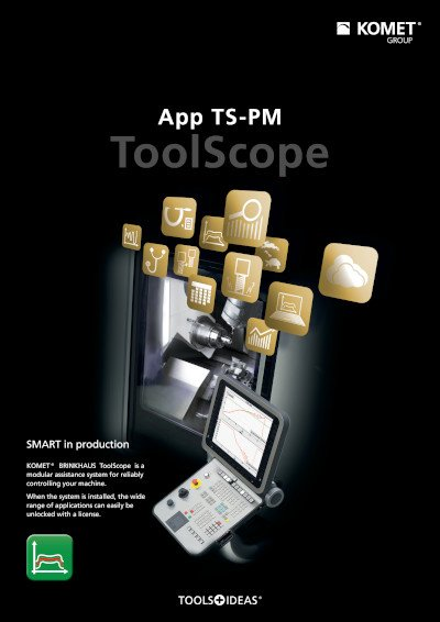 ToolScope App TS-PM Tool and Process Monitoring