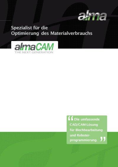 almaCAM Produktportfolio