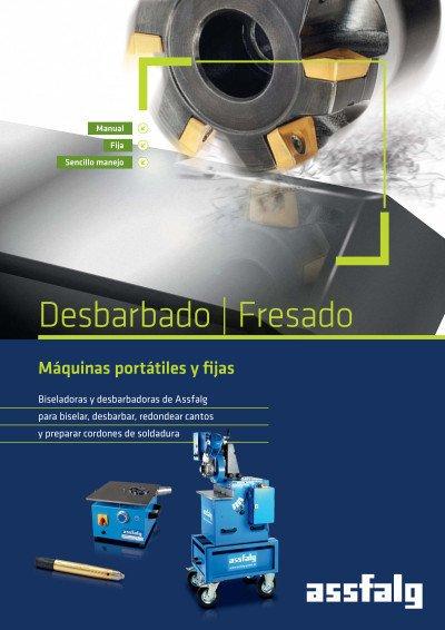 Assfalg Catálogo Desbarbado | Fresado