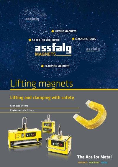 Assfalg catalog Lifting magnets