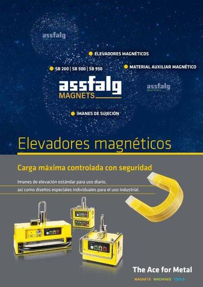 Assfalg Catálogo Elevadores Magnéticos