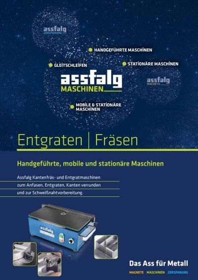 Assfalg Katalog Entgraten | Fräsen DE