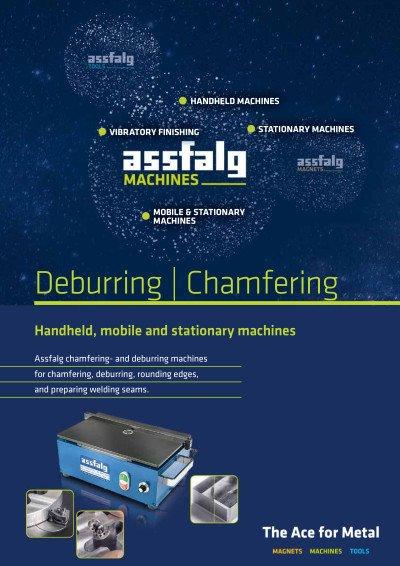 Assfalg catalog Deburring | Chamfering EN