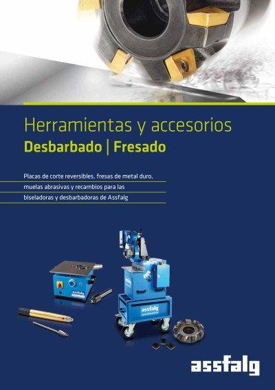 Assfalg Catálogo Herramientas y accesorios
