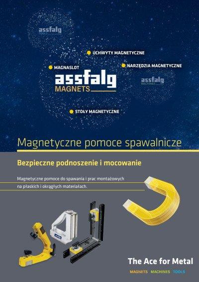 Magnetyczne pomoce spawalnicze