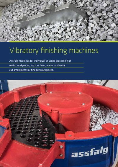 Assfalg Catalog Vibratory finishing machines