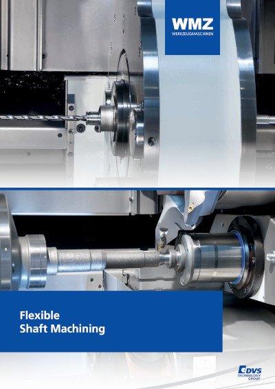 Flexible Shaft Machining