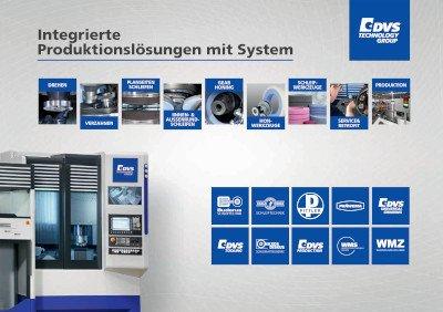 DVS TECHNOLOGY GROUP – Integrierte Produktionslösungen mit System