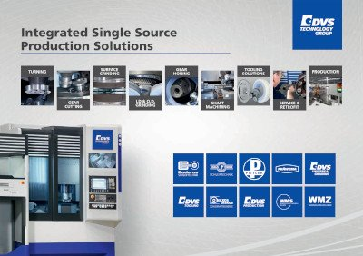 DVS TECHNOLOGY GROUP – Integrated Single Source Production Solutions