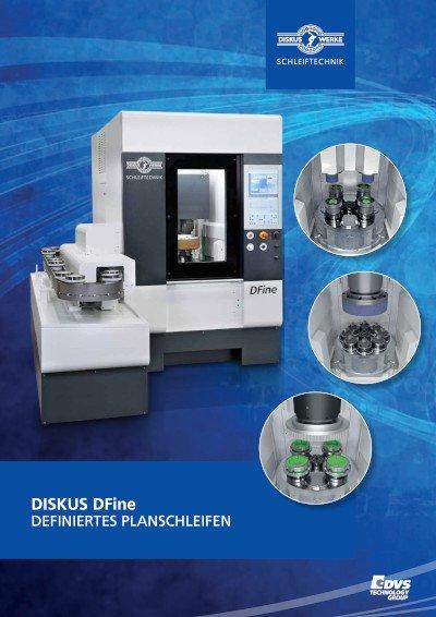 DISKUS DFine Maschinenplattform