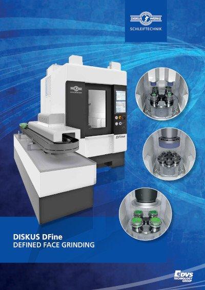 DISKUS DFine Machine Platform
