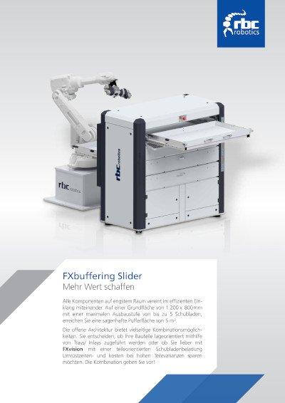 FXbuffering Slider