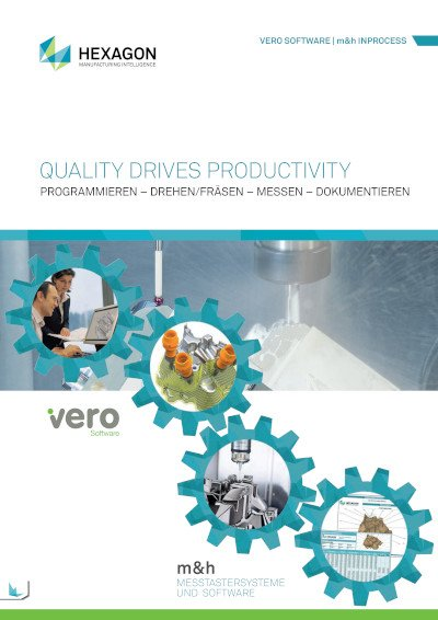 QUALITY DRIVES PRODUCTIVITY