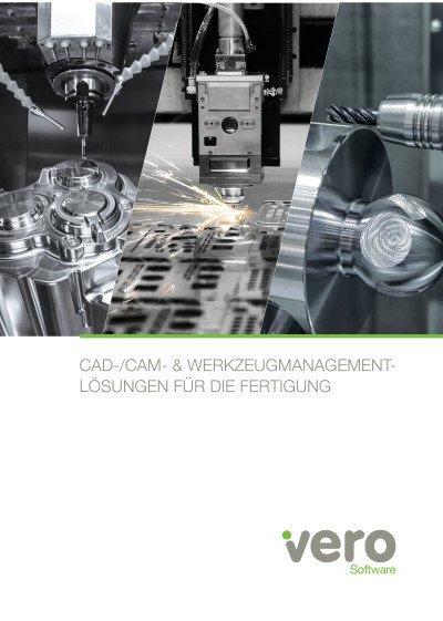 CAD-/CAM- & WERKZEUGMANAGEMENTLÖSUNGEN FÜR DIE FERTIGUNG