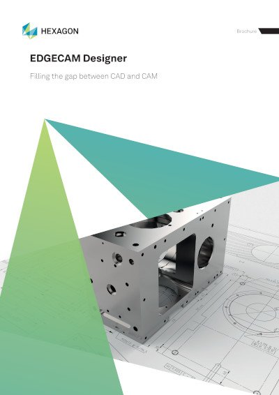 Filling the gap between CAD and CAM