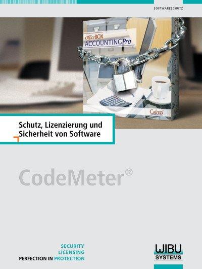 CodeMeter – Softwareschutz